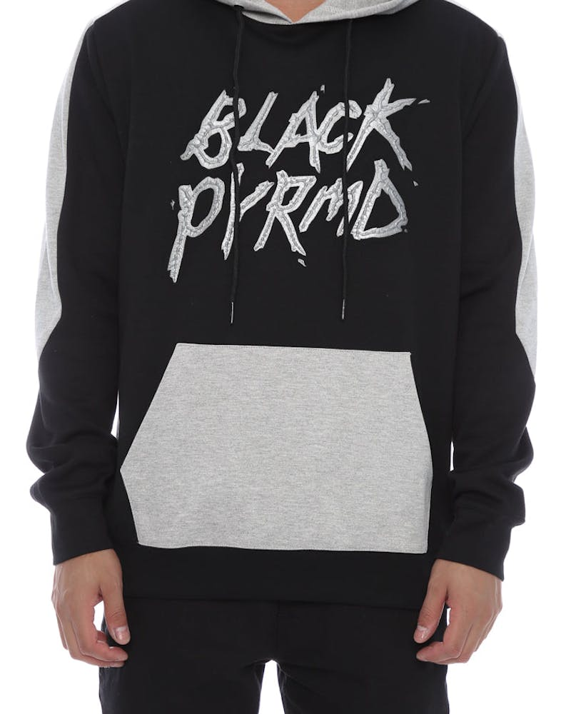 Black Pyramid BP Color Hoody Black