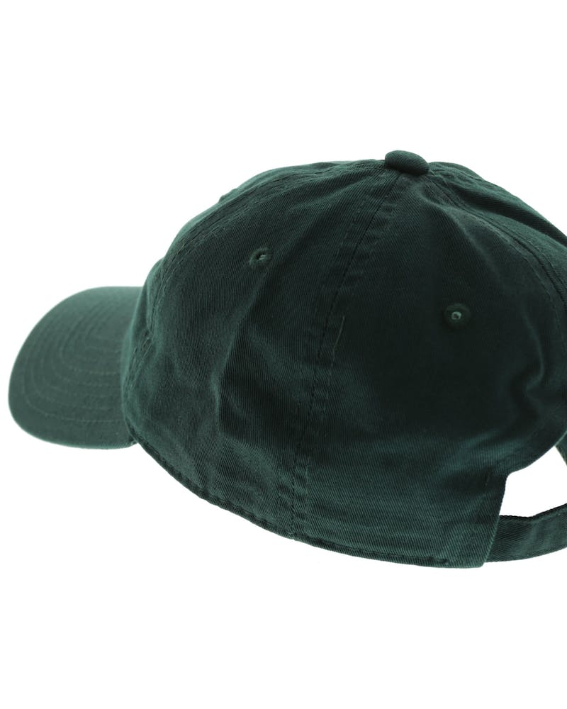 Rats Get Fat Strapback Dark Green