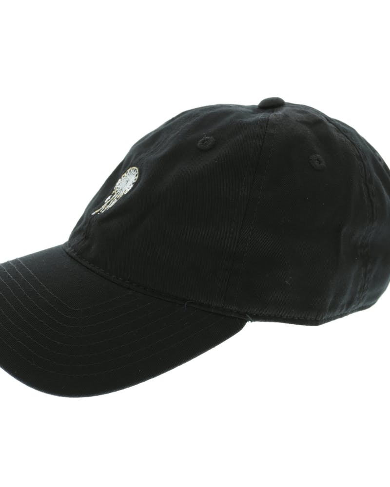 Rats Get Fat Dreamcatcher Strapback Black