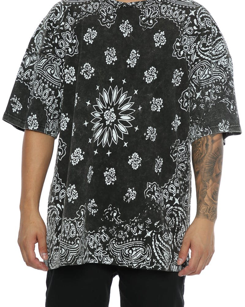 Other UK Clothing Limited Oversized Tee Bandana