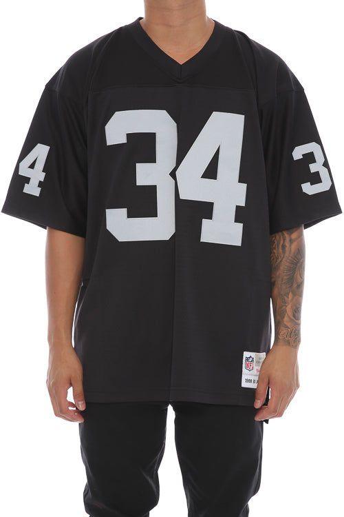 New Mitchell & Ness NFL Bo Jackson Replica Jersey Black