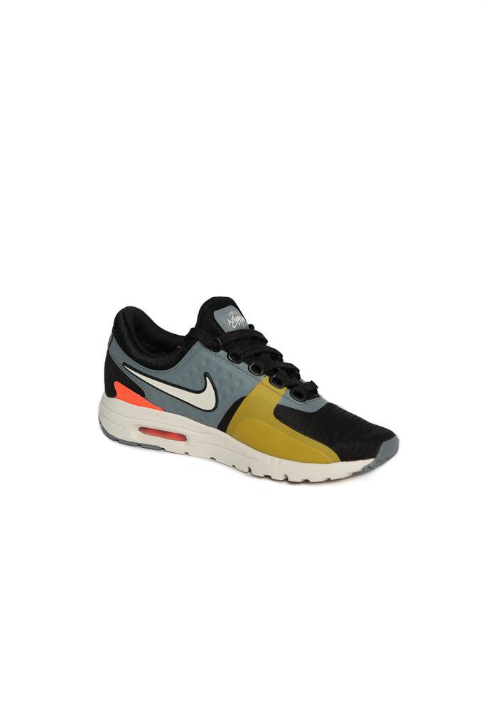 Nike Air Max Zero SI Black Grey Women Running Sneakers