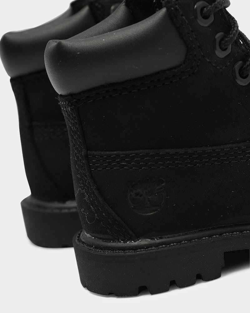 Timberland Toddler Boots Black