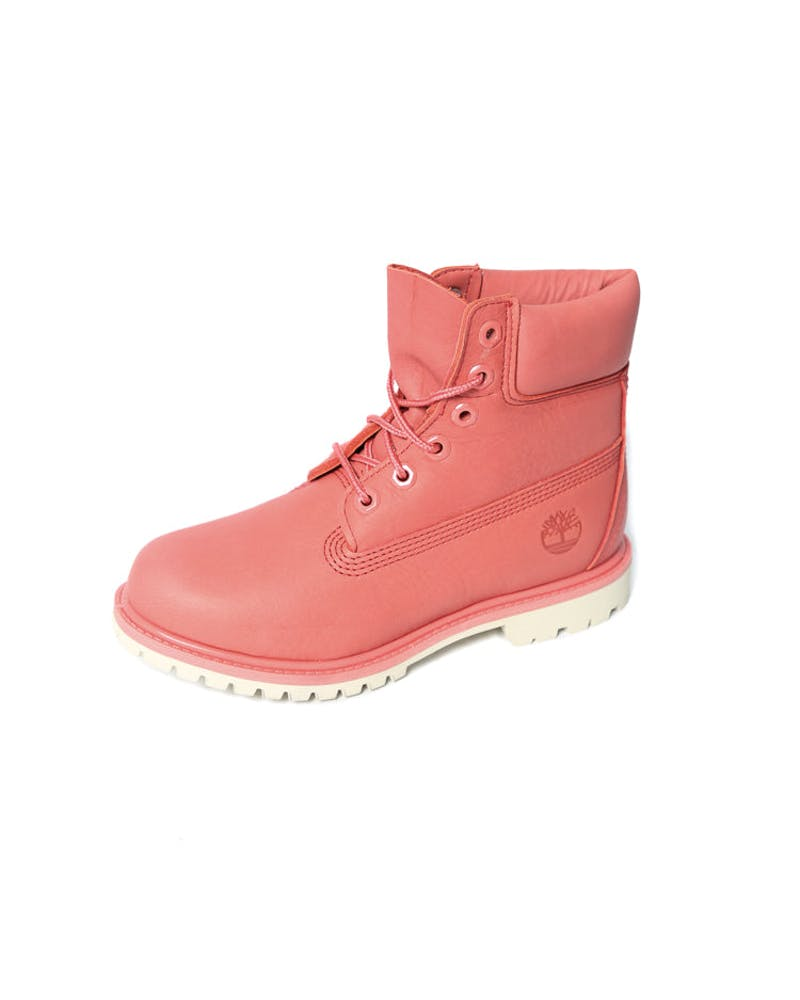 Timberland Women's 6 Inch Premium Boot Coral