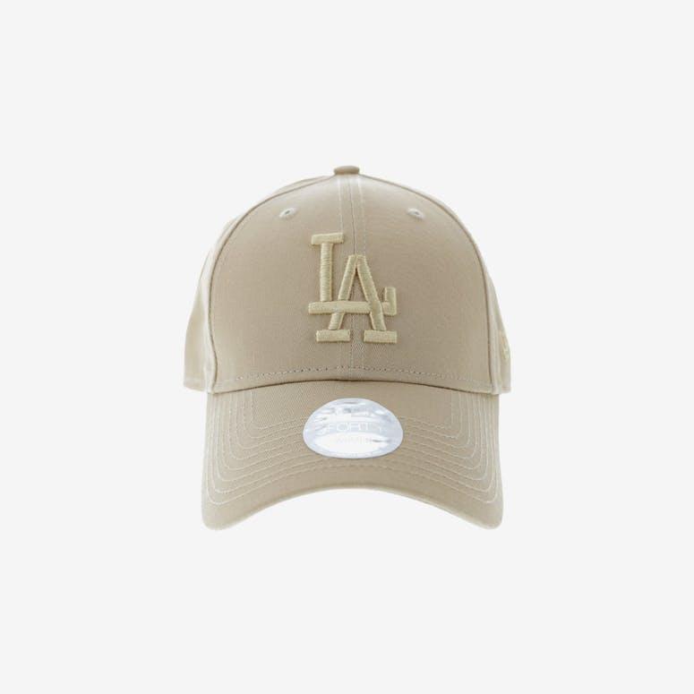 1206e26541a New Era Women s Los Angeles Dodgers Tonal 9FORTY Snapback Camel ...