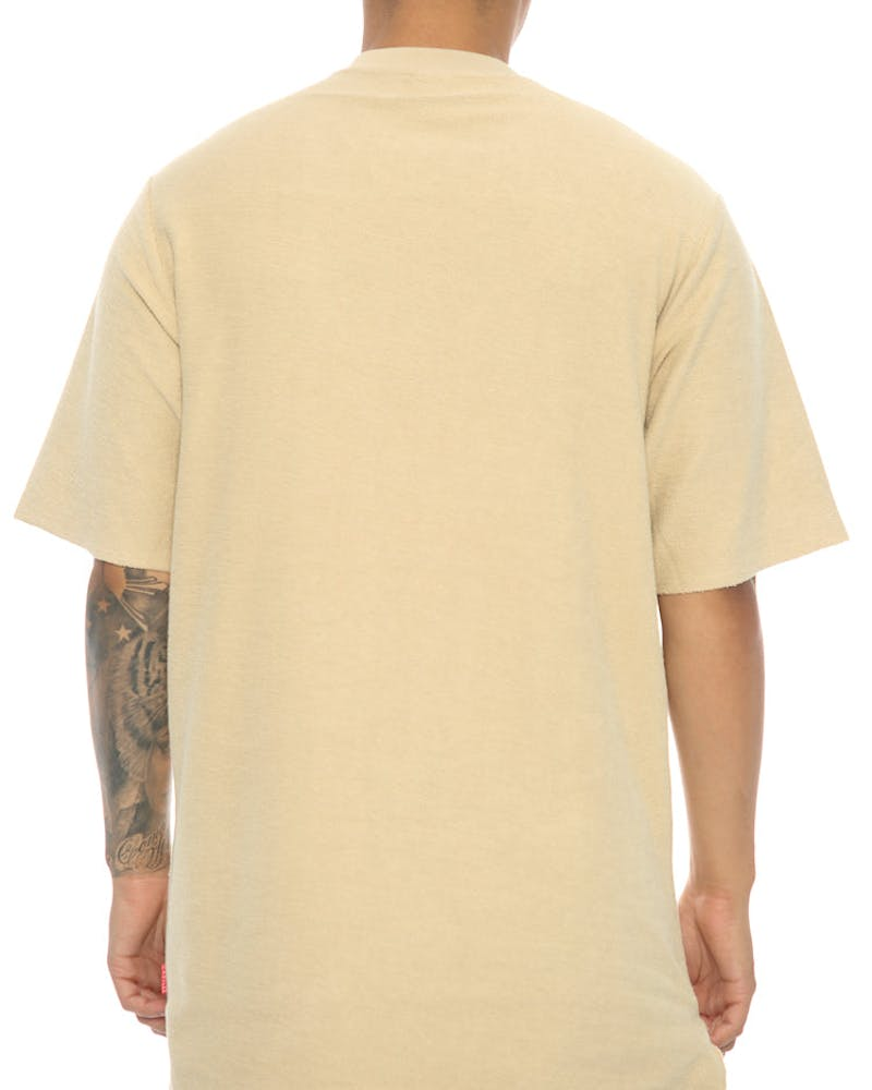 Crooks & Castles Pursuit Tee Khaki