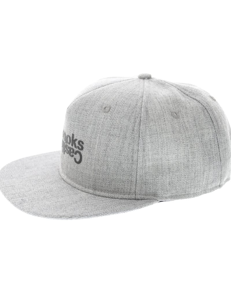 Crooks & Castles Opposite Snapback Grey