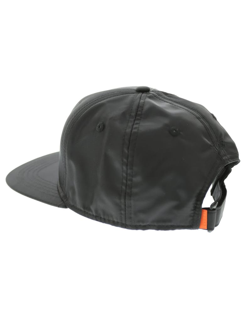 Crooks & Castles F1 Strapback Black