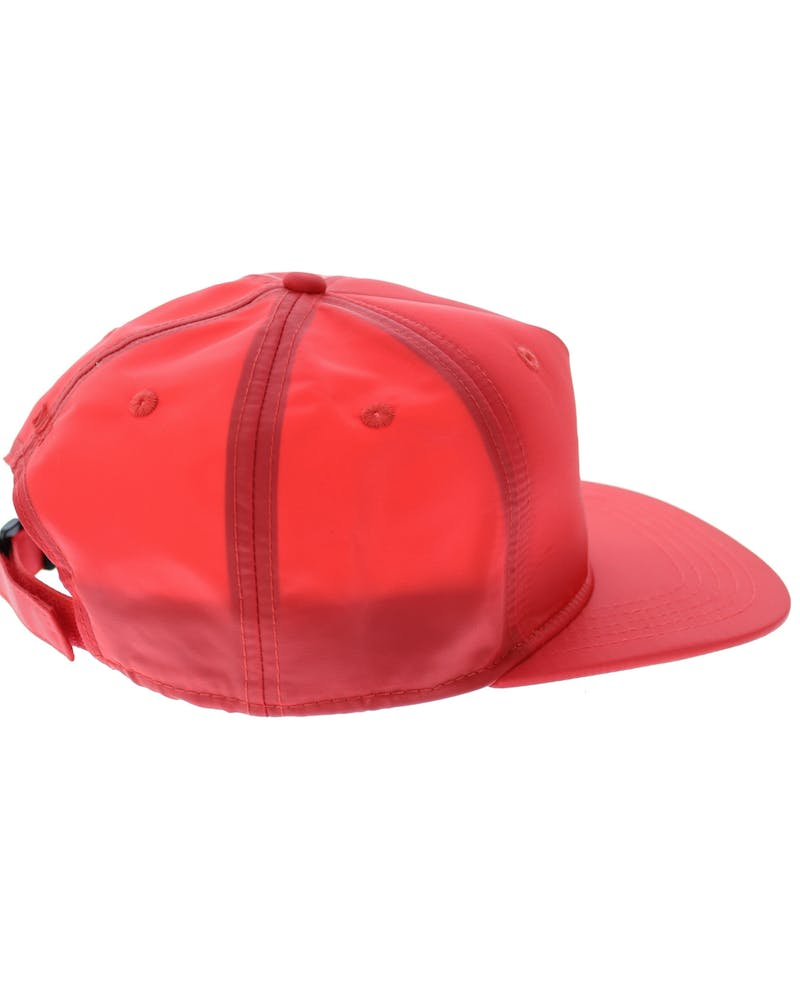 Crooks & Castles F1 Strapback Red