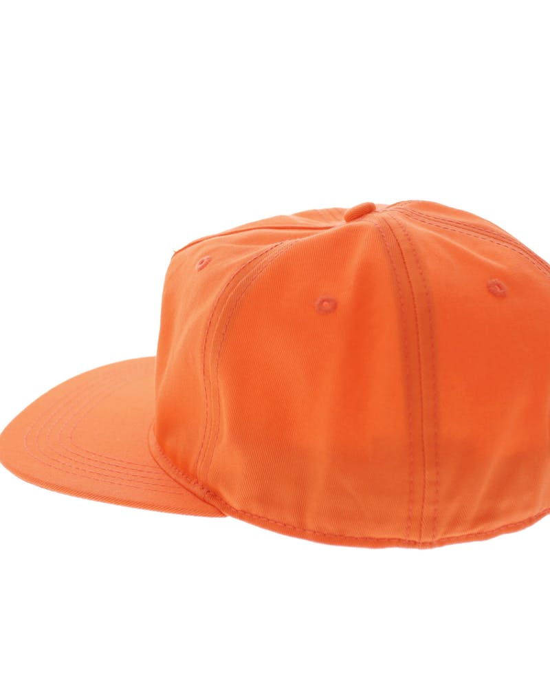Crooks & Castles Bandusa Snapback Orange