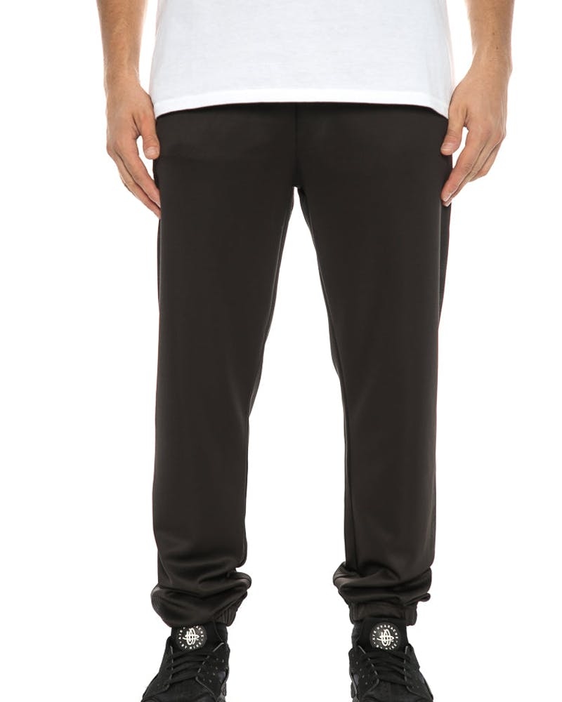Crooks & Castles Teamster Track Pants Black
