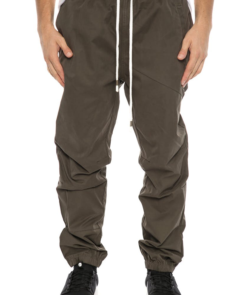 Crooks & Castles Ace Track Pant Green