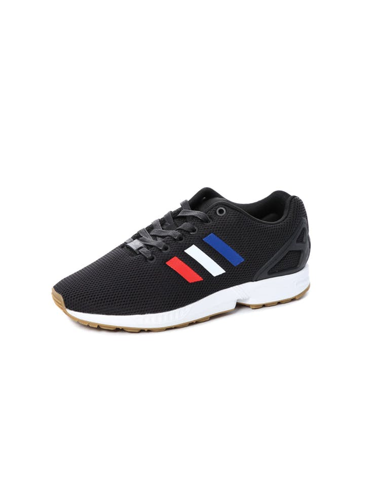 e0080052089e4 Adidas Originals ZX Flux Black Multi-Coloured