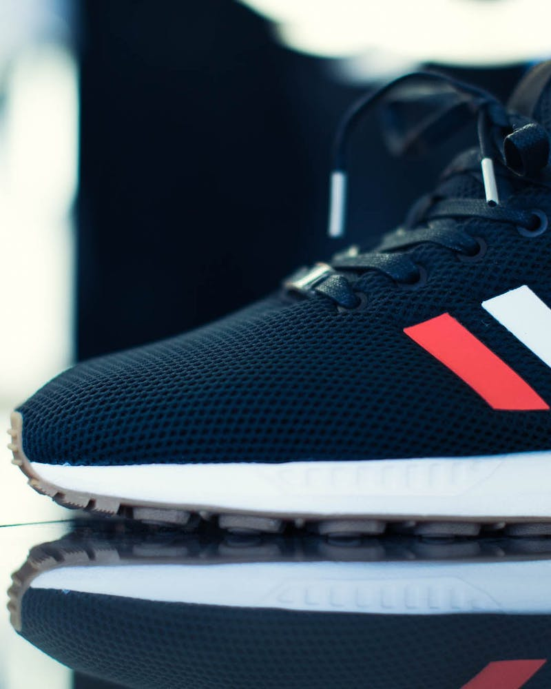 Adidas Originals ZX Flux Black/Multi-Coloured