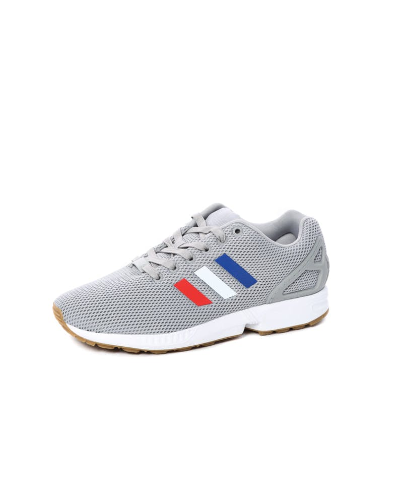 Adidas Originals ZX Flux Grey/Multi-Coloured