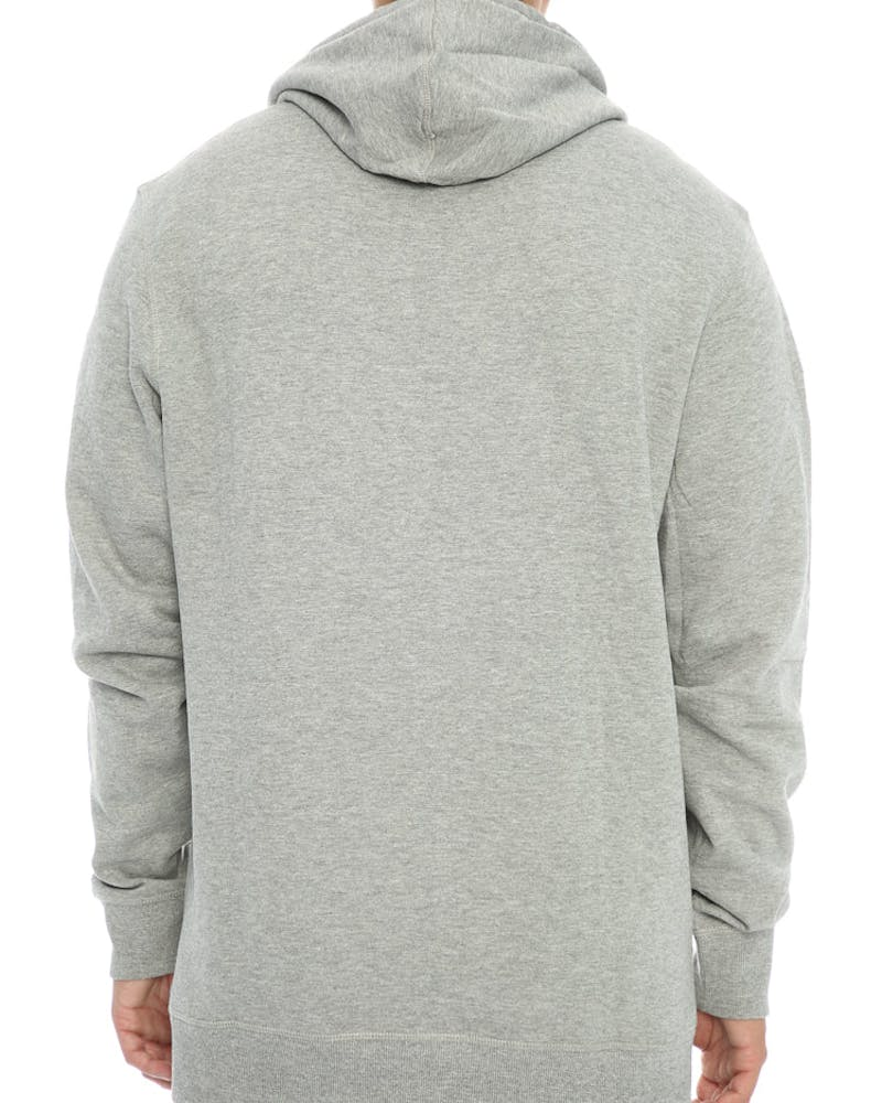 Goat Crew Chano The Rapper Embroidered Hood Grey