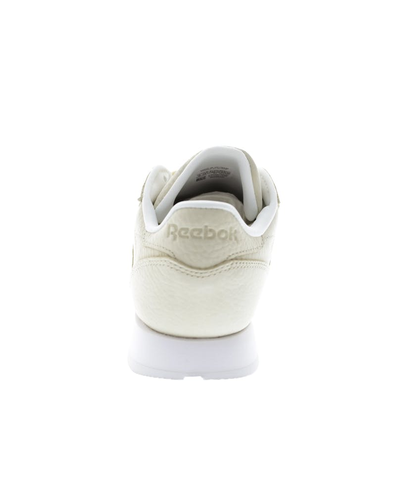 Reebok CL Leather Sea You Later Off White/White