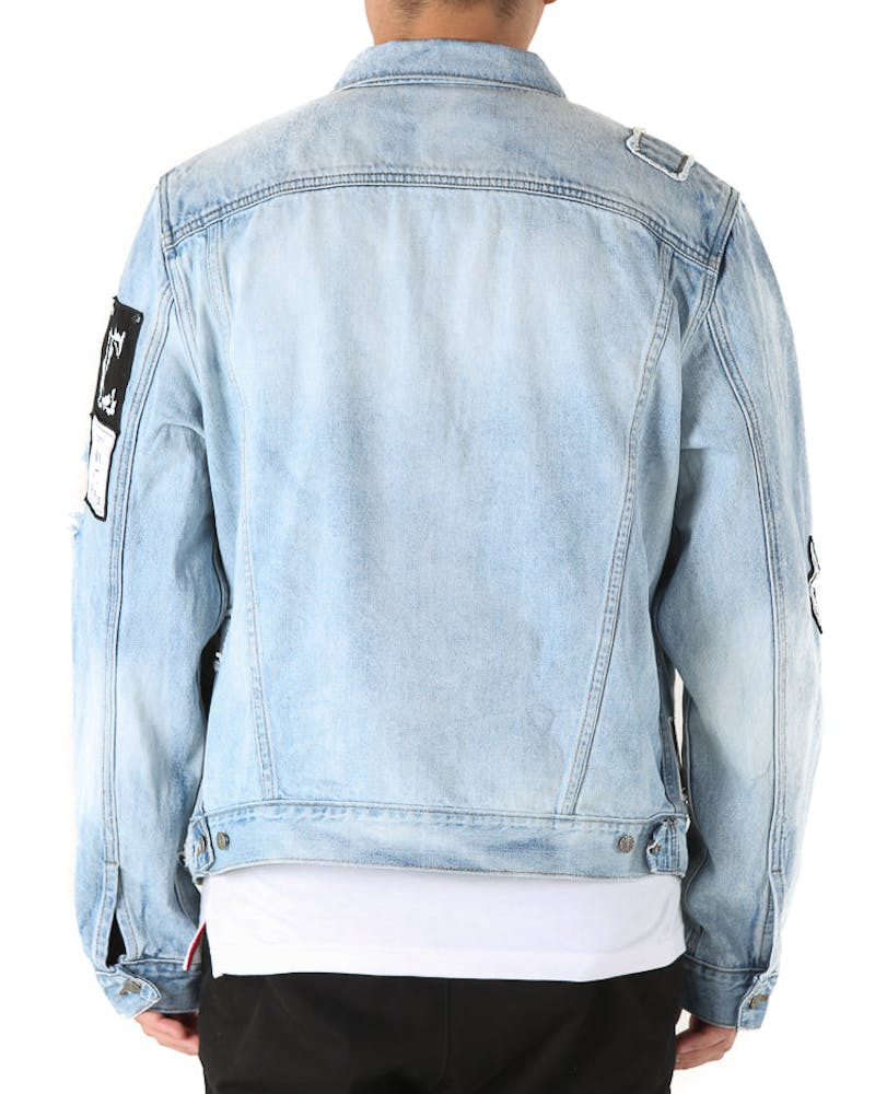 Civil Regime Darby Denim Jacket Blue/Denim