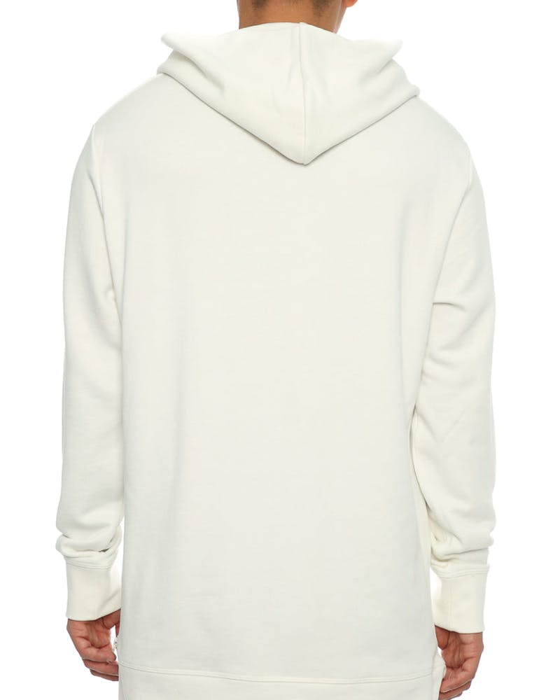 Carré Red Roses Hood Off White