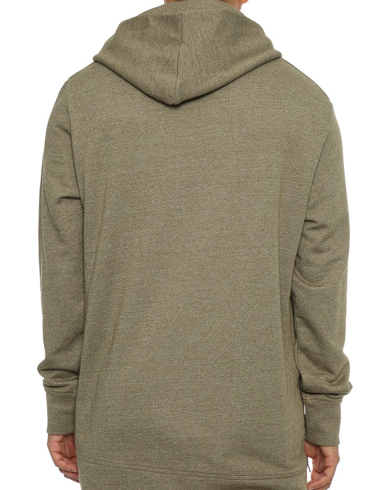 Carré Red Roses Hood Olive