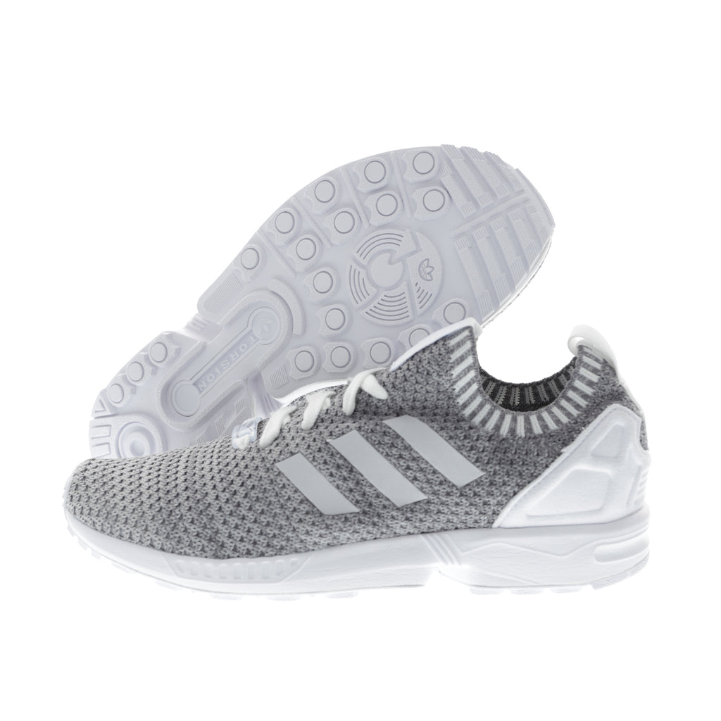 watch 84e44 4d7bb real zx flux primeknit white pill ed1f4 d375e