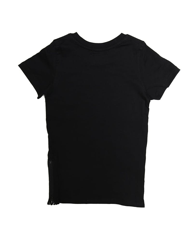 Lil Homme Marque Capone SS Tee Black
