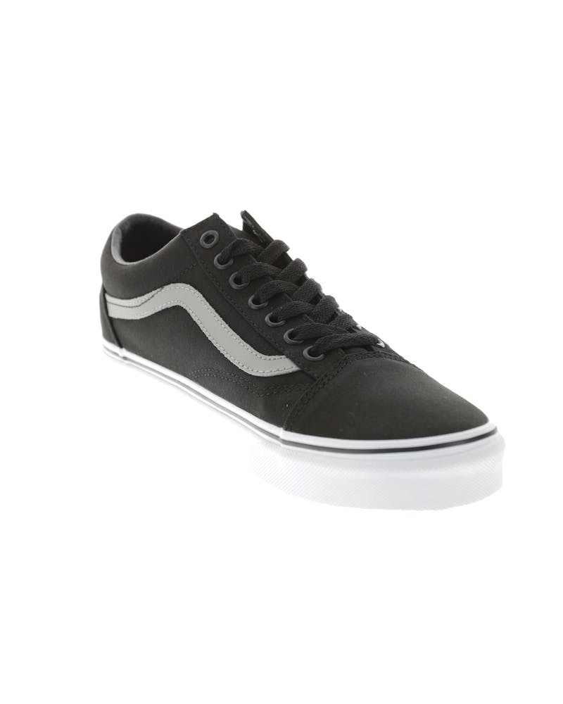 Vans Old Skool (Pop Canvas) Black/White