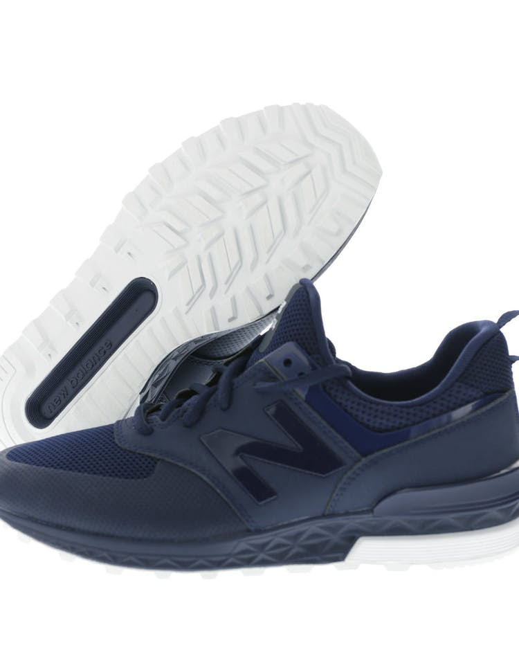 save off 86992 7dd5a New Balance 574 S Navy