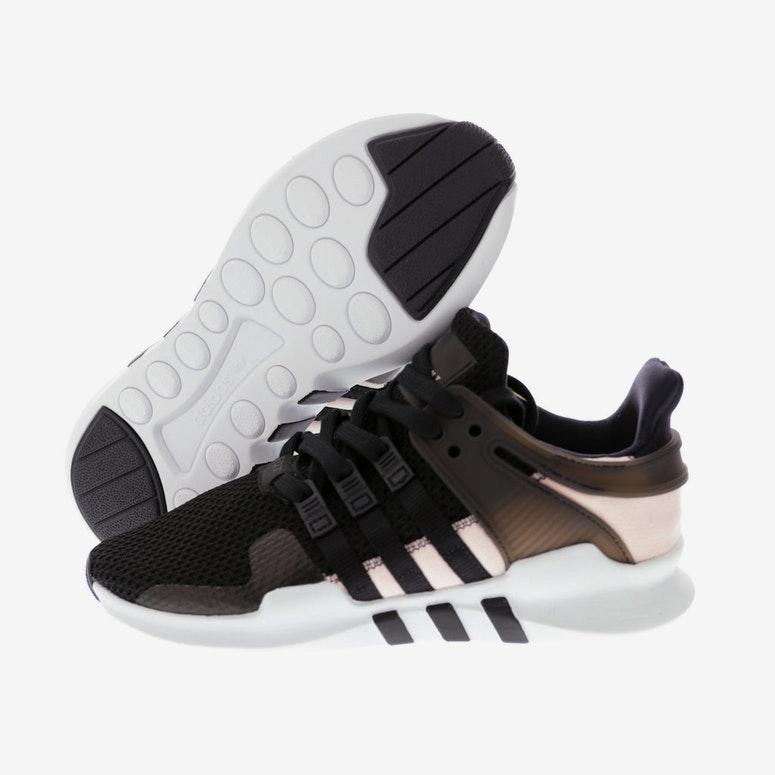 Adidas Originals Women's EQT Support ADV Black/White
