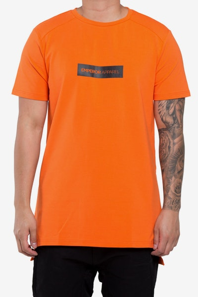 Emperor Apparel Cambridge T-Shirt Orange