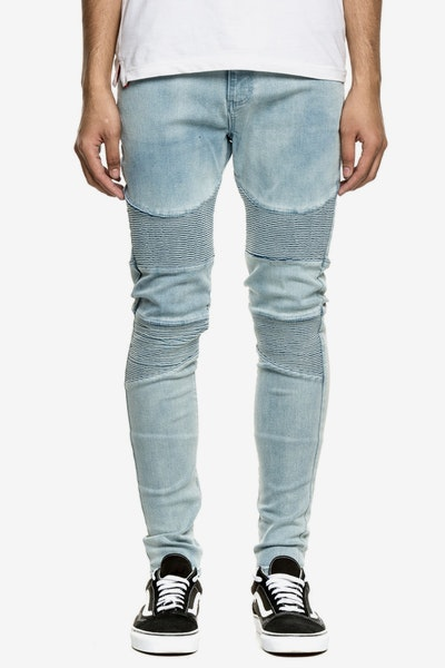 Saint Morta Shifter Jean Light Blue