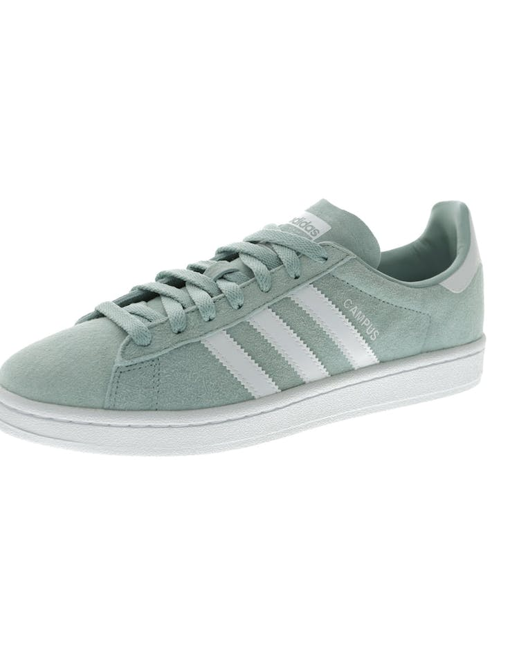 best sneakers 7f41d fa7e0 Adidas Campus Green White