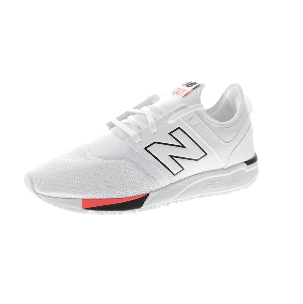 New Balance 247 WhiteBlackRed