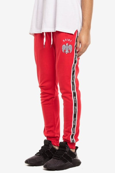 Saint Morta Metaphorical Jogger Red