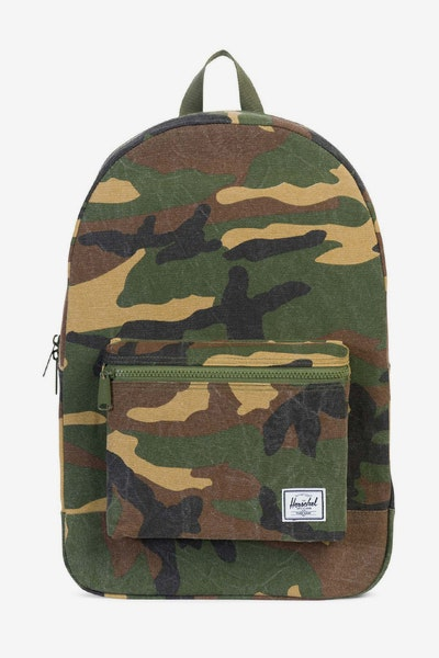 Herschel Bag Co Packable Daypack Camo