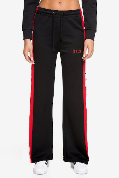 Ötzi Hasp Pant Black/Red