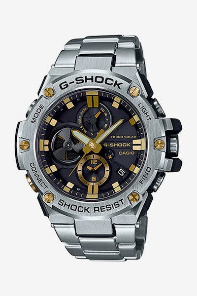 G-Shock GST-B100D-1A9DR Stainless Steel