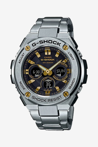 G-Shock GSTS310D-1A Stainless Steel