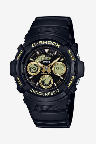 G-Shock AW-591GBX-1A9DR Black/Gold