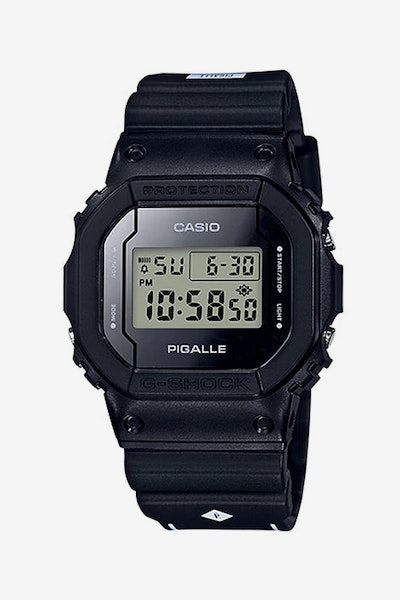Pigalle x G-Shock DW-5600 2017 Limited Edition Black/White