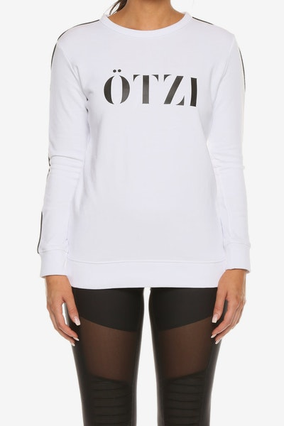 Ötzi Primitive Sweater White