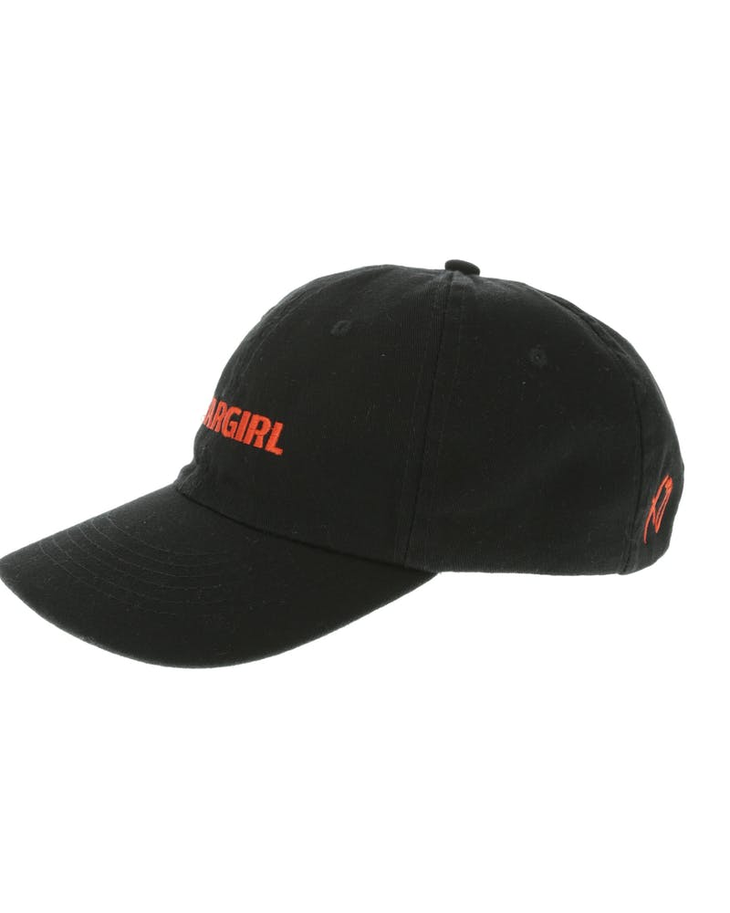 The Weeknd Stargirl Cap Black
