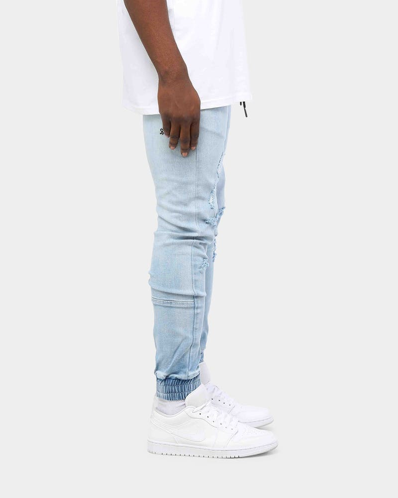 Saint Morta Slasher Jogger Light Blue