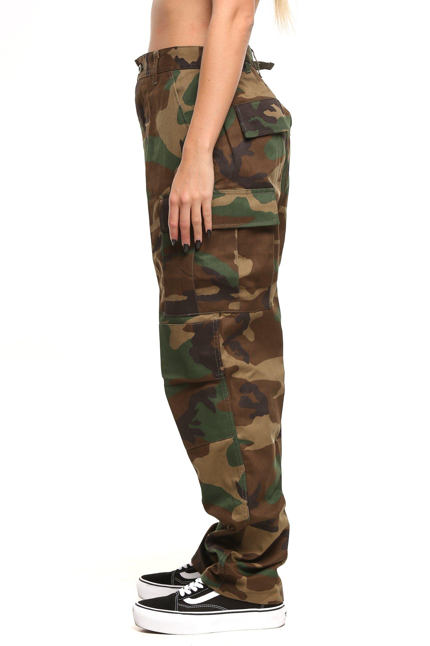 Rothco Womens Tactical BDU Pant City Camo - Culture Kings