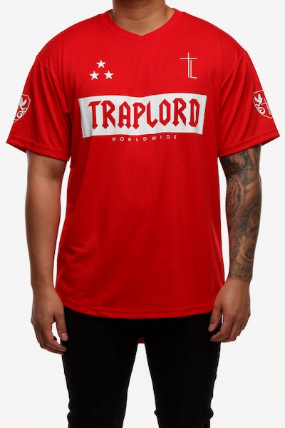 Traplord Jersey Red