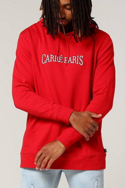 Carré Champions De Base Hood Red