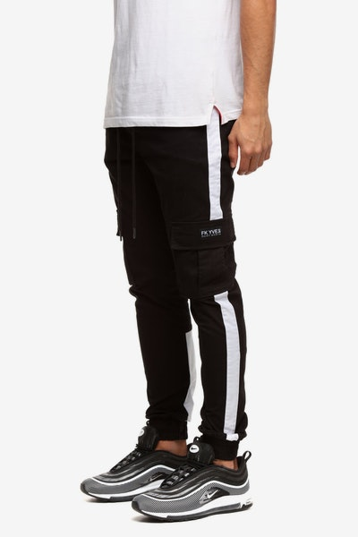 Saint Morta Deception Cargo Pant Black
