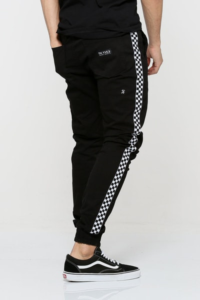 Saint Morta Mach 1 Jogger Black