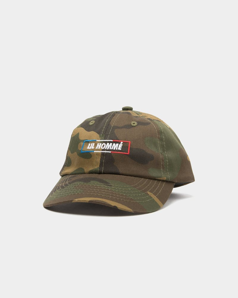 Lil Homme Infant Tri Incline Strapback Camo