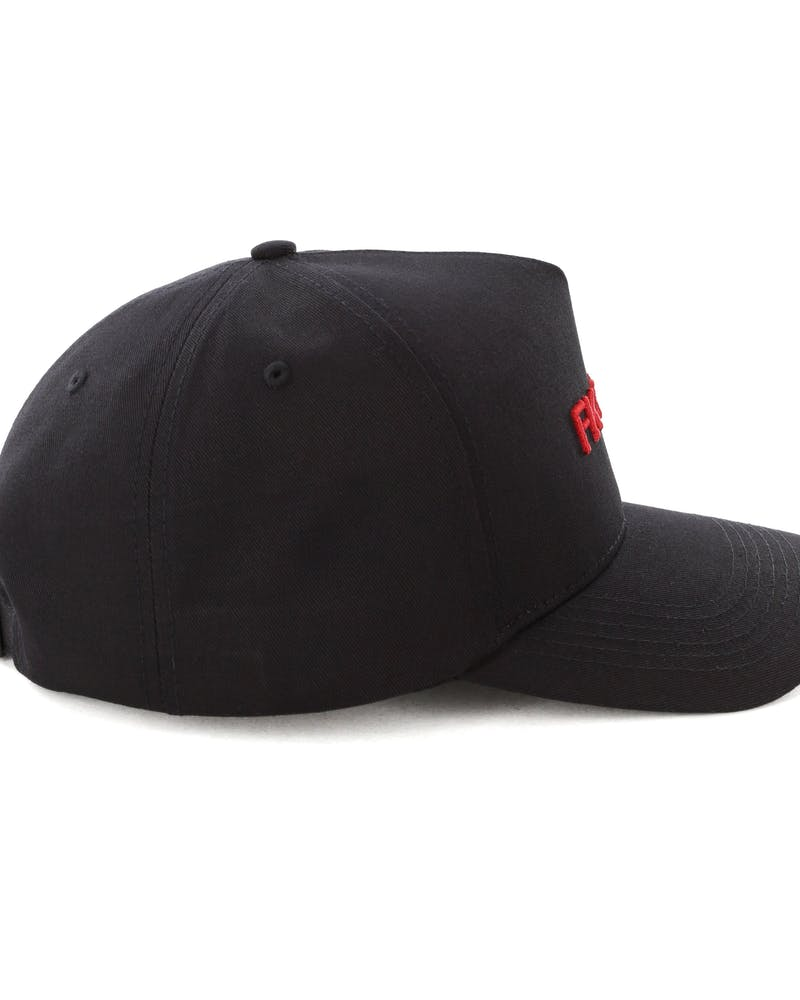 Saint Morta FK YVES Strapback Black/Red